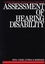 Assessment of Hearing Disability : Guidelines for Medicolegal Practice (1870332040) cover image