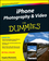iPhone Photography & Video For Dummies (0470643641) cover image