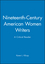 Nineteenth-Century American Women Writers: A Critical Reader (0631200541) cover image