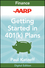 AARP Getting Started in Rebuilding Your 401(k) Account, 2nd Edition (1118241541) cover image
