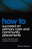 How to Succeed on Primary Care and Community Placements (1118343441) cover image