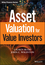Asset Valuation for Value Investors (1119327741) cover image