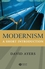 Modernism: A Short Introduction (1405108541) cover image