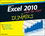 Excel 2010 Just the Steps For Dummies (0470501642) cover image