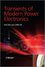Transients of Modern Power Electronics (0470686642) cover image