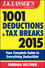 J.K. Lasser's 1001 Deductions and Tax Breaks 2015: Your Complete Guide to Everything Deductible (1118922042) cover image