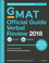 GMAT Official Guide 2018 Verbal Review: Book + Online (1119387442) cover image