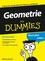 Geometrie für Dummies (3527657142) cover image