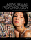 Abnormal Psychology, 1st Edition (EHEP003742) cover image