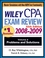 Wiley CPA Examination Review, Volume 2, Problems and Solutions, 35th Edition 2008-2009 (0470278943) cover image