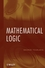 Mathematical Logic (0470280743) cover image