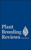 Plant Breeding Reviews, Volume 36 (1118345843) cover image