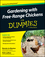 Gardening with Free-Range Chickens For Dummies (1118547543) cover image