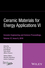 Ceramic Materials for Energy Applications VI, Volume 37, Issue 6 (1119321743) cover image