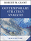 Contemporary Strategy Analysis 9e Text (EHEP003543) cover image