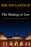 The Making of Law: An Ethnography of the Conseil d'Etat (0745639844) cover image