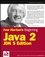 Ivor Horton's Beginning Java 2, JDK 5 Edition (0764568744) cover image
