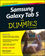 Samsung Galaxy Tab S For Dummies (1119005744) cover image