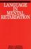 Language in Mental Retardation (1861560044) cover image