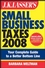 J.K. Lasser's Small Business Taxes 2008: Your Complete Guide to a Better Bottom Line (0470231645) cover image