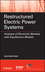 Restructured Electric Power Systems: Analysis of Electricity Markets with Equilibrium Models (0470260645) cover image