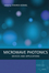 Microwave Photonics: Devices and Applications (0470848545) cover image