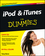 iPod and iTunes For Dummies, 10th Edition (1118508645) cover image