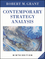 Contemporary Strategy Analysis Text and Cases Edition Wiley eText Card (1119120845) cover image
