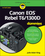 Canon EOS Rebel T6/1300D For Dummies (1119295645) cover image
