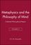 The Metaphysics of Epistemology, Volume 17 (1405182245) cover image