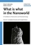 What is What in the Nanoworld: A Handbook on Nanoscience and Nanotechnology, 2nd, Revised and Enlarged Edition (3527623345) cover image