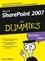 Microsoft SharePoint 2007 für Dummies (3527658645) cover image