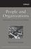 People and Organizations: Explorations of Human-Centered Design  (0470099046) cover image