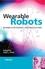 Wearable Robots: Biomechatronic Exoskeletons (0470512946) cover image