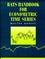 RATS: Handbook for Econometric Time Series, RATS Handbook (0471148946) cover image