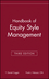 The Handbook of Equity Style Management, 3rd Edition (0471268046) cover image