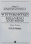 Wittgenstein: Meaning and Mind: Meaning and Mind, Volume 3 of an Analytical Commentary on the Philosophical Investigations, Part I: Essays (0631167846) cover image