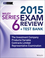 Wiley Series 6 Exam Review 2015 + Test Bank: The Investment Company Products / Variable Contracts Limited Representative Examination (1118857046) cover image