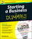 Starting a Business For Dummies, 4th Edition (1118837347) cover image