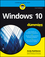 Windows 10 For Dummies, 2nd Edition (1119311047) cover image