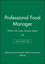 Professional Food Manager, 5e EPUB with Exam Answer Sheet Set (1119381347) cover image
