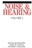 Noise and Hearing , Volume 1 (1861561547) cover image