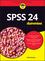SPSS 24 für Dummies (3527813047) cover image