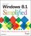 Windows 8.1 Simplified (1118826248) cover image