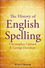 The History of English Spelling (1405190248) cover image