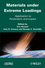 Materials under Extreme Loadings: Application to Penetration and Impact (1848211848) cover image