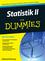 Statistik II für Dummies (3527669248) cover image