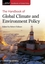 The Handbook of Global Climate and Environment Policy (0470673249) cover image