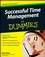 Successful Time Management For Dummies (047029034X) cover image