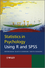 Statistics in Psychology Using R and SPSS (047097124X) cover image